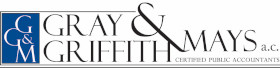 Gray, Griffith & Mays logo